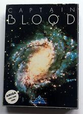 Captain Blood Vintage Commodore Amiga Original Big Box game from 1988 Infogrames