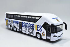 Soccer Football Club Real Madrid Team Bus Collection 8 Inches Toy New in Box