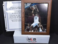 Dwight Howard #15 MAGIC signed 8x10 Photo With COA And Frame
