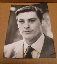 ALAIN DELON portrait photo Unifrance Film