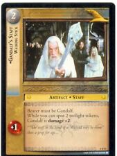 Lord Of The Rings CCG Card TTT 4.R91 Gandalf's Staff, Walking Stick