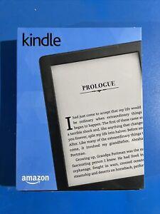 Amazon Kindle (8th Generation) 4GB, Wi-Fi, 6in - Black