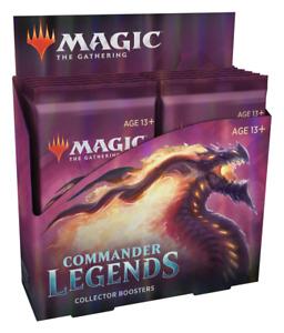 Collector Boosterdisplay Commander Legends (deutsch)