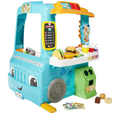 Fisher-Price Laugh & Learn Servin' Up Fun Food Truck for Ages 18-36 Months