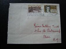 FRANCE - enveloppe 14/2/1952 (cy69) french