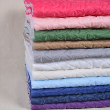Cotton Quilted Fabric Lining Plain Winter Warm Thick Jacket Material 150 100cm