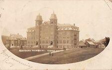 Barre Vermont Goddard Seminary Real Photo Antique Postcard (J37343)