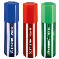 STABILO Fasermaler Pen 68 Pen-Box