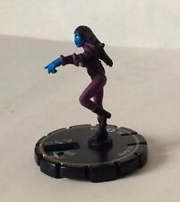 HeroClix CRITICAL MASS #218  NEBULA  LE GOLD RING  MARVEL