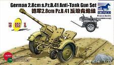 Bronco Models 1/35 German 2.8cm S.Pz.B41 Anti Tank Gun # CB35034*