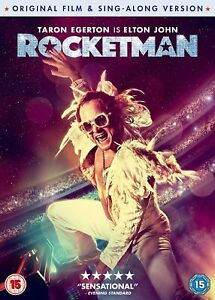 Rocketman (DVD) [2019] Used Very Good UK Region 2 - Taron Egerton