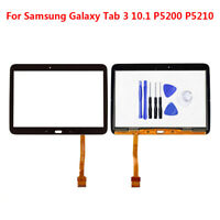 Touch Screen Digitizer Replacement For Samsung Galaxy Tab 3 GT-P5210 P5200+Tools