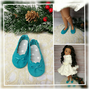 """14"""" Ruby Red Fashion Friends SHOES handmade"""