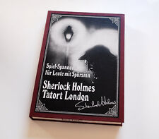 Sherlock Holmes Tatort London TOP Zustand