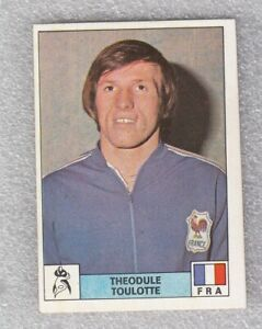 Sticker wrestling Theodule Toulotte France Olympic Montreal 1976 Panini D Novine