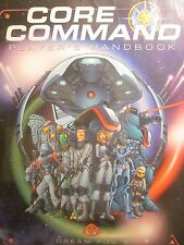 Core Command RPG System: DP9-901 CORE COMMAND PLAYER'S HANDBOOK (2003) NEW