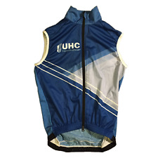 Men's Jakroo UHC Jupiter All-Weather Cycling Vest, Blue, Size XS EUC