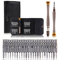 KQ_ 25 in1 Screwdriver Set Opening Repair Tools Kit for Mobile Phone Cellphone W