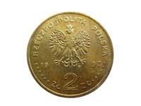 Pologne 2 Zloty 1997 💥Réamorçage💥