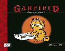 Garfield Gesamtausgabe 02 von Jim Davis (2007, Gebundene Ausgabe)