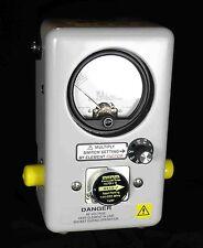 Bird 4410A Rf Wattmeter - w/Element Vhf/Uhf - Multi-Power-Range - High Accuracy