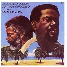 Cortijo y su Combo con Ismael Rivera - La Quiniela del Dia CD SEALED Fania