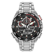 Citizen Eco-drive Promaster Super Sport Mens - JW0111-55E Large Display- For Him