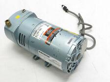Damaged Gast 0523 V191q G588dx 14 Hp Ac Vacuum Pump