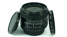 Nikon Ai-s fit, SIGMA MINI-WIDE II 28mm f/2.8 MACRO Lens+1B Filter &Caps.'MINT-'