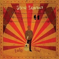 STEVE DAWSON - LUCKY HAND (LP)   VINYL LP NEW
