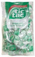 Tic Tac Peppermint Pillow Pack x 100 Packs 1.9g Party Favours Candy Buffet Bulk