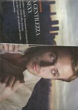 SP47 Clipping-Ritaglio 2013 Ryan Gosling La gentilezza è sexy