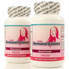 Balance Hormonal. Suplemento natural para balancear las hormonas femeninas.