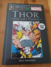 Ultimate Graphic Novels Collection Marvel Thor The Last Viking Issue 38 NEW