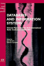 Databases and Information Systems (Frontiers in Artificial Intelligence and Appl