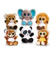 Keel Toys Wild Animals - ANIMOTSU Collection - 25cm Beanie Cuddly Soft Plush Toy