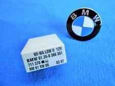 BMW e36 e34 Z3 Scheibenwischer Steuergerät Wi-Wa Low II H1S0 BuS 711370 8366381
