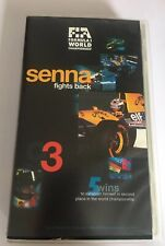 GENUINE AUTHENTIC F1 1993 REVIEW VHS FORMULA ONE OFFICIAL REVIEW VIDEO