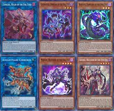 Yugioh Guardragon Hieratic Dragon 2019 Deck  - Elpy - Pisty - Su - 55 Cards