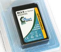 New Battery for Olympus BLS-5 Bls5 Epl2 Ps-bls5