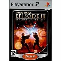 Star Wars Episode III: Revenge of the Sith - Platinum - Complete