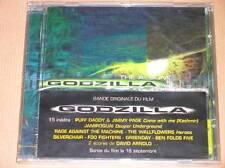 CD / GODZILLA / MUSIQUE DU FILM  / NEUF SOUS CELLO