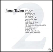 JAMES TAYLOR - GREATEST HITS Vol.2 CD ~ HANDY MAN~UP ON THE ROOF +++ 70's *NEW*
