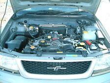 SUBARU FORESTER EJ201 SOHC ENGINE 1998-2003