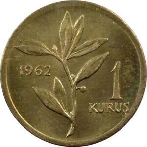 TURKEY - KURUS - 1962 - UNC