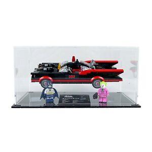 Acrylic Display Case For LEGO Batman™ Classic TV Series Batmobile™ (76188)