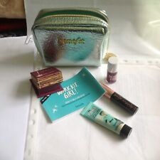 BENEFIT Work kit girl make-up+cos bag Set/HOLIDAYS/Birthday/Free Gift/Ideal gift