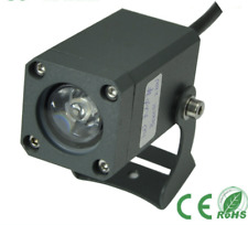 8X 3W LED Square  Lights,  landscape spot warm white with spike Solid 270 Lumen