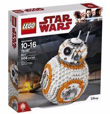 Star Wars LEGO BB-8 Set 75187 The Last Jedi
