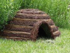 Igloo hérisson maison house ou petit mammifère Habitat livraison le jour suivant